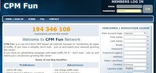 ketentuan main dengan jaringan cpmfun.com