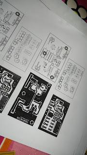 Cara membuat Komponen Masking Pada PCB dengan sangat Mudah