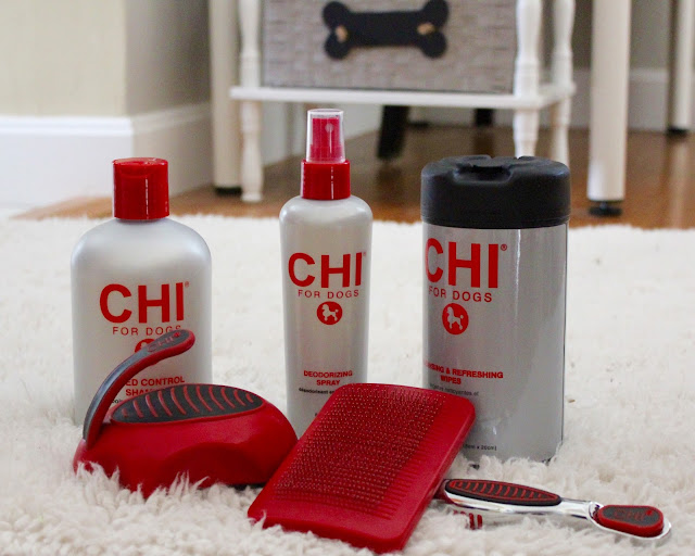CHI for dogs grooming products for home