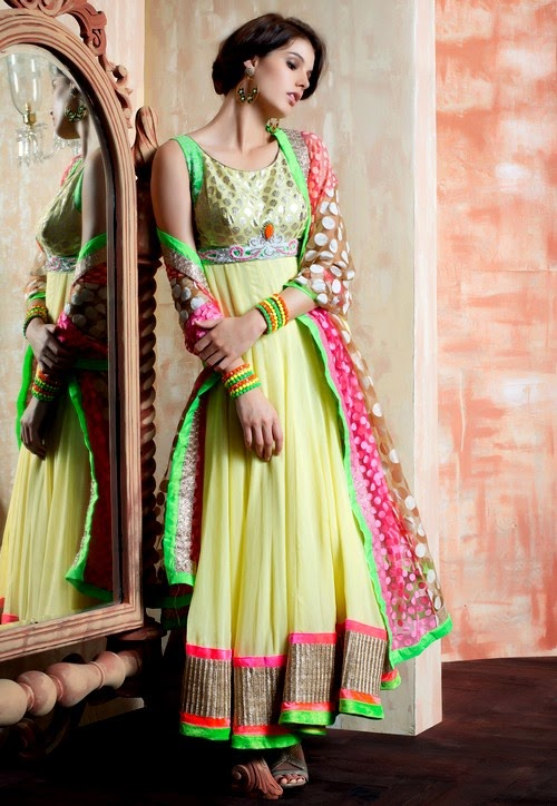 Holi Dresses 2014 Holi Festival Dresses Colorful