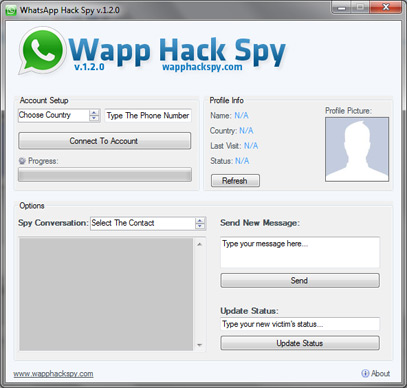 whatsapp hack and spy