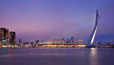 Vistas de Rotterdam