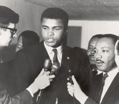 muhammad ali and the vietnam war essay Muhammad ali speech ali muhammad ali: speech on not going to war there's one hell of a lot of difference in fighting in the ring and going to war in vietnam.