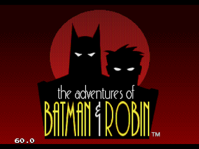 【MD】蝙蝠俠與羅賓原版+生命武器全滿Hack版,同名電影改編動作遊戲!