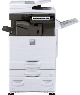Sharp MX-M5050 Printer Driver & Software Downloads
