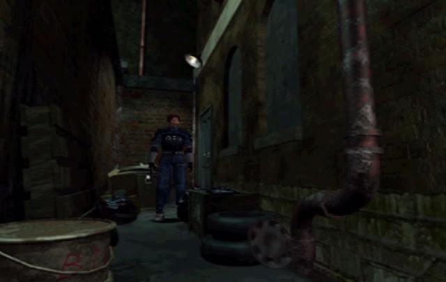 Resident Evil 2 - PSX - Captura 3