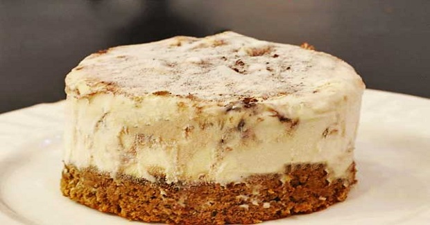 Tiramisu Ice Cream Cake Recipe