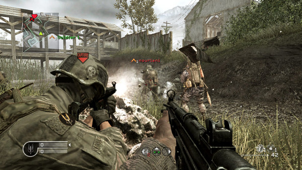 Call Of Duty 4 Modern Warfare pc full español