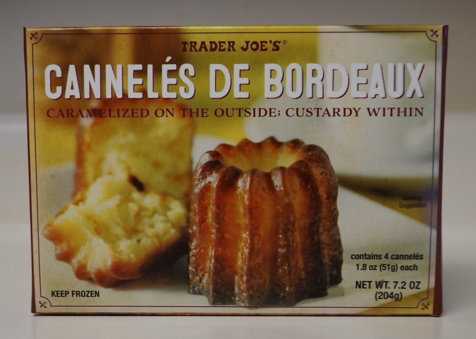 Exploring Trader Joe's: Trader Joe's Canneles De Bordeaux
