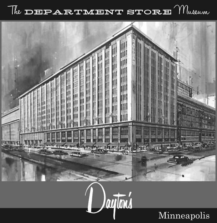 The Department Store Museum Dayton S Minneapolis Minnesota