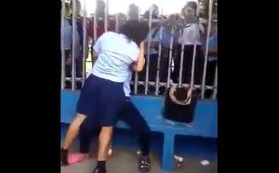 Girls Real Fight – Whatsapp Video