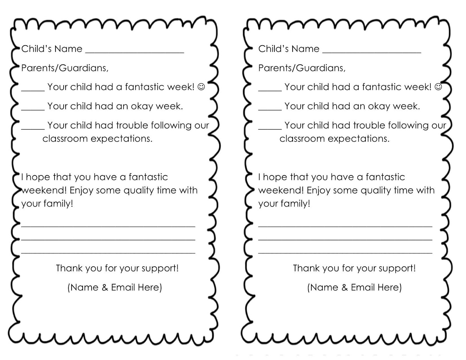 Traveling The World In 2nd Grade Student Behavior Sheets