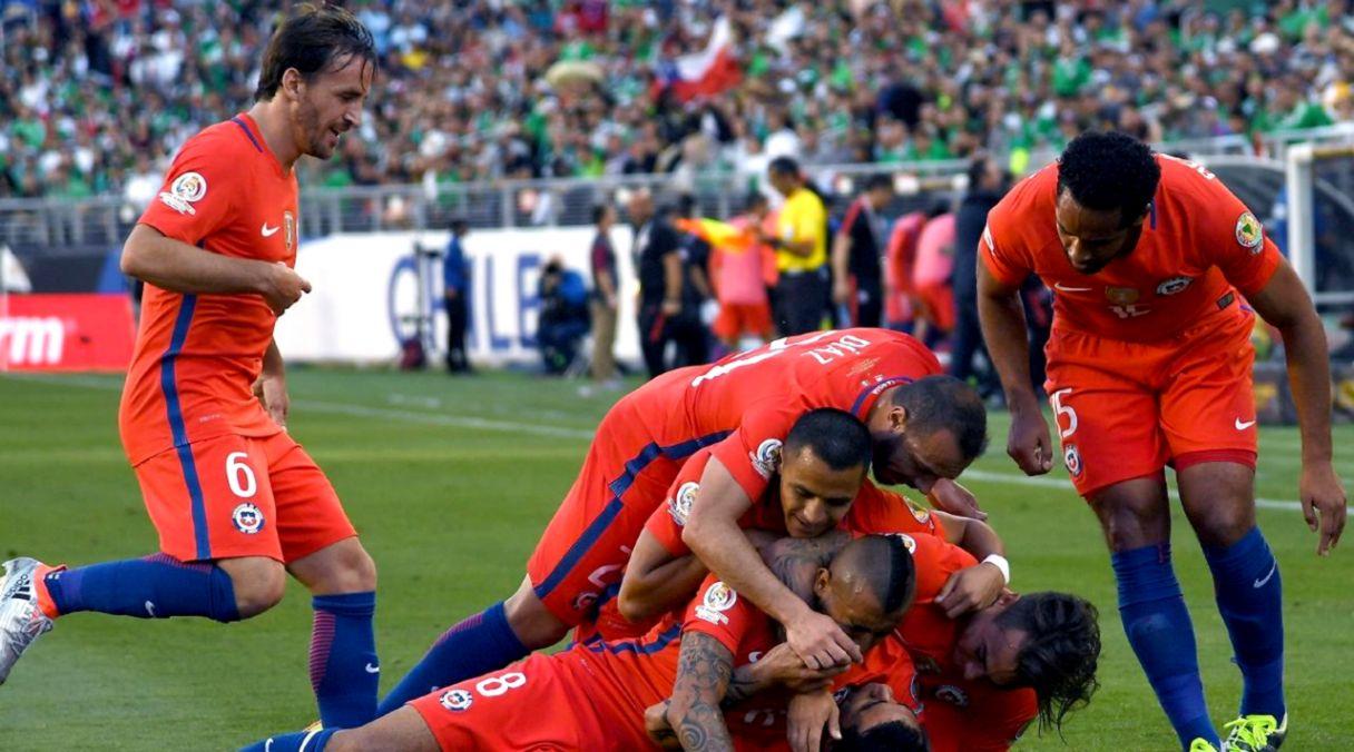 Eduardo Vargas Goal Shoot Brazil Worldcup