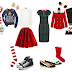 #30 DAYS OF CHRISTMAS '14 - christmas fashion inspiration.