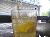Lemon Madu di Restoran Sukand's Food, Port Dickson, Negeri Sembilan
