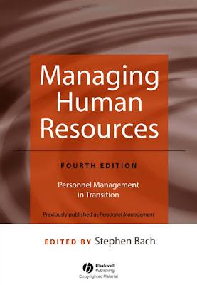 Gestión de Recursos Humanos: Administración de Personal en transición, 4ta edición