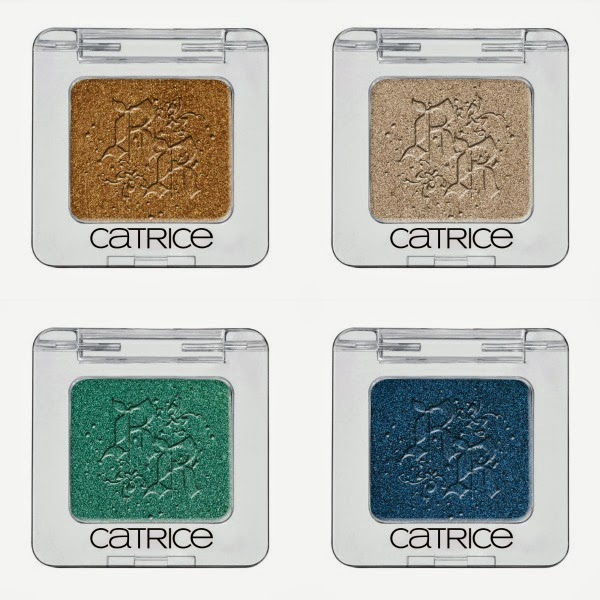 Rocking Royals by CATRICE – Velvet Metal Eyeshadow