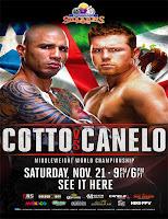 Miguel Cotto vs Canelo Alvarez (2015) online y gratis