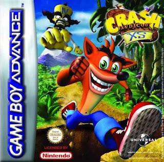 Rom de Crash Bandicoot XS - PT-BR - GBA - Download