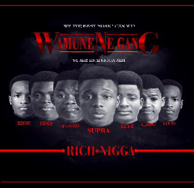 Wamunene Gang - Body (2017)