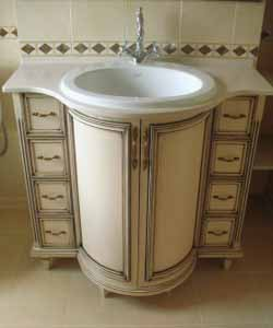 A unique designs for washstands