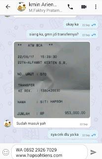 Hub 0852 2926 7029 Kalung Aura Energi Bolaang Mongondow Distributor Agen Toko Cabang Stokis Tiens