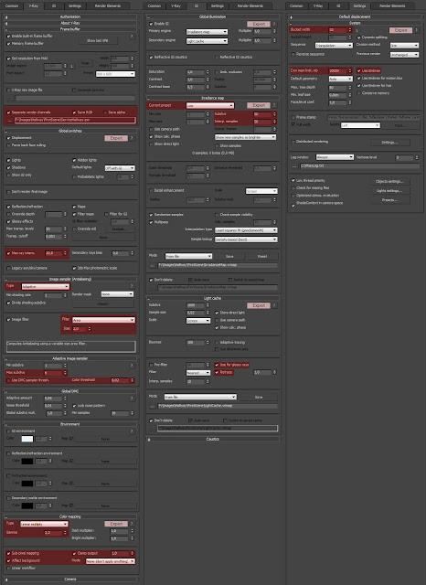gach bong-GYTwj0e Thủ thuật cài đặt thông số tăng tốc render hình ảnh trong 3dsmax (Phần1)
