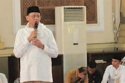 Melalui Surat Edaran Wahidin Halim Himbau ASN Untuk Shalat Berjamaah