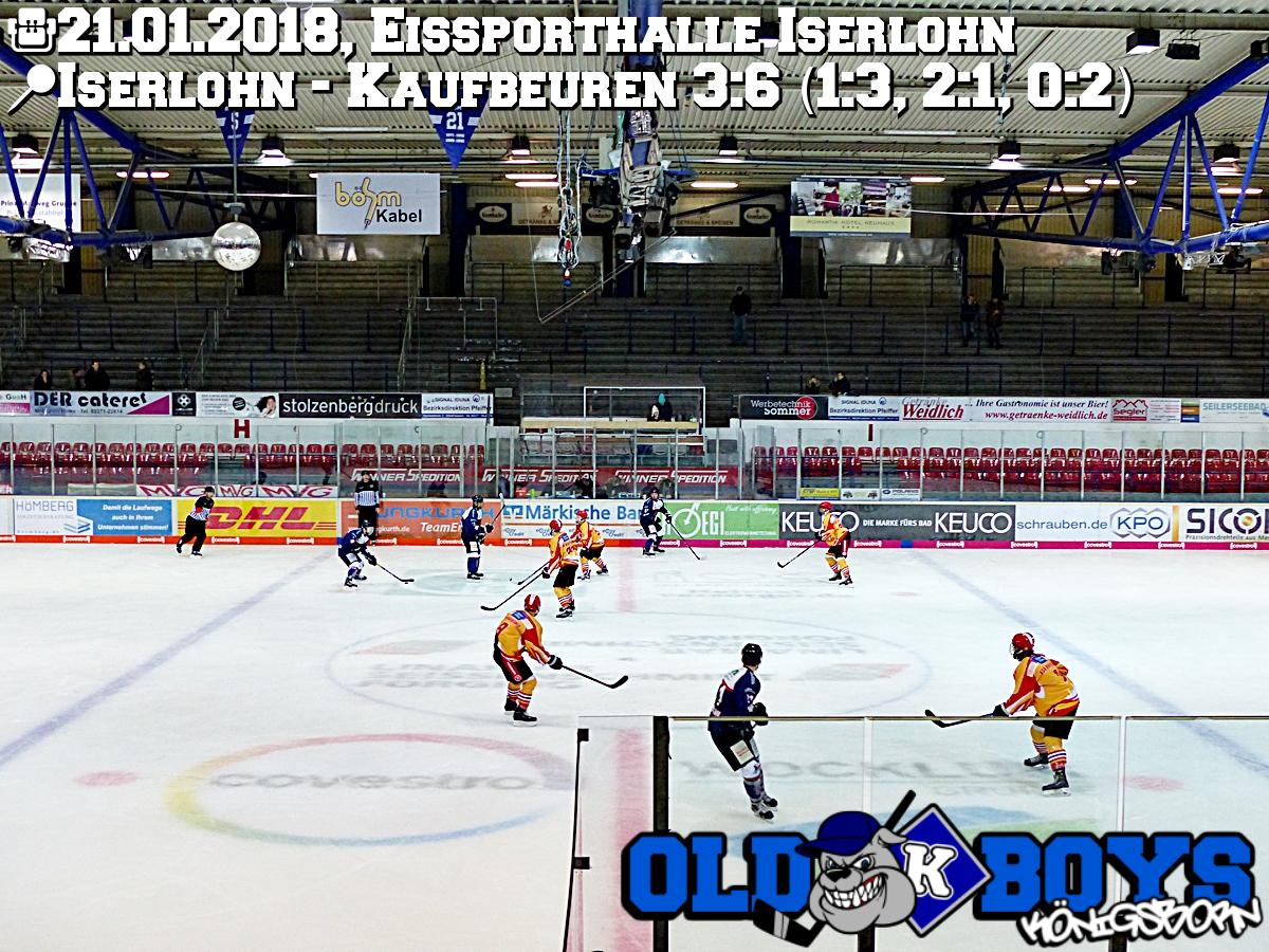 Old Boys Königsborn: Unterwegs | Eissporthalle Iserlohn