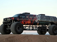 You Can Have Ford Excursion Monster Truck With 1 Million