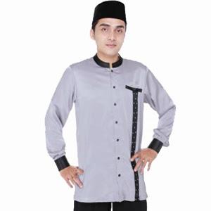 Model Baju Muslim Untuk Pria Terbaru Dan Terlaris