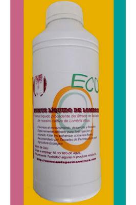 El mejor Fertilizante para Parras es el humus Liquido de Lombriz Roja
