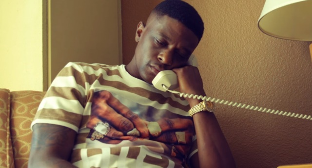 Boosie Badazz - Smile To Keep From Crying [Vídeo]