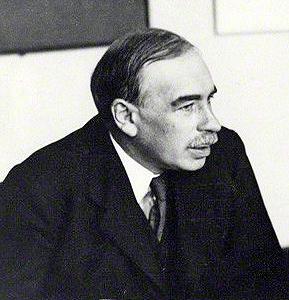 J.M Keines 1933