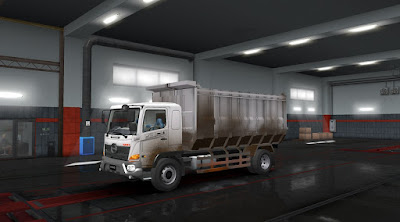 New Hino 500 V2 by RTGD