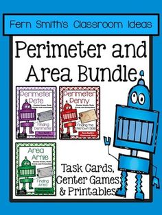 https://www.teacherspayteachers.com/Product/Perimeter-and-Area-Mega-Math-Pack-Printables-Center-Game-and-Task-Cards-1568737
