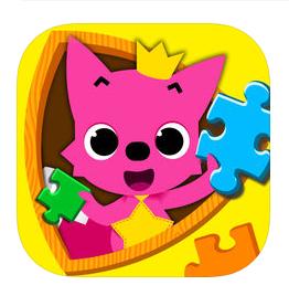 Pinkfong kids puzzle fun smartystudy aplicación infantil