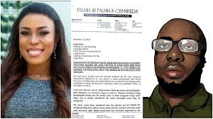 Femi Falana Issues Linda Ikeji 24 Hours Notice To Retract Story On Alleged Instablog's Owner