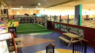 Foot Bowl (or Footbowl) at MFA Bowl in Leeds