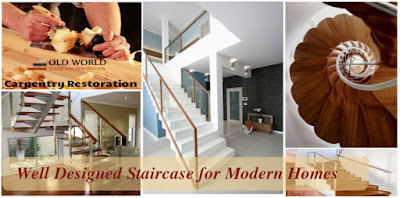 When You Need To Go For Staircase Restoration Services?