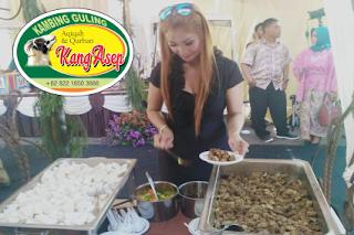 catering kambing guling di Bandung