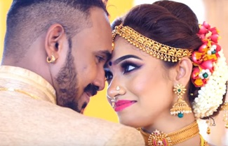 Malaysian Indian Wedding Highlights Of Deven & Dirosha
