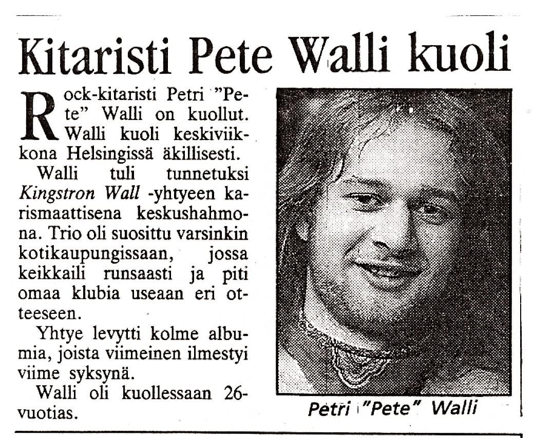 Petri Wallin Saaga