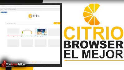descargar citrio browser ultima version