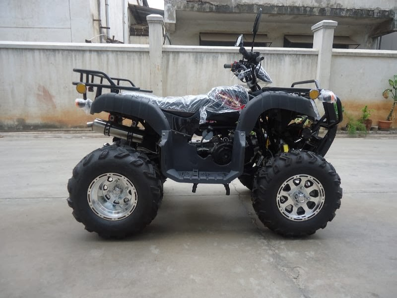 Octosport India 150cc Atvautomatic Quad Bike For India By Powersport