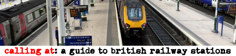 Calling at... British railway stations