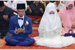 Contoh Doa Resepsi Pernikahan Bahasa Arab Dan Maknanya.
