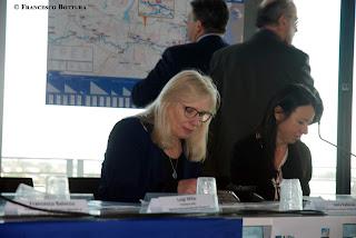 Iveta Radicova, coordinatrice del corridoio mediterraneo