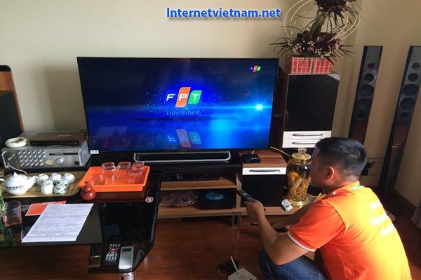 Đăng Ký Lắp Đặt Truyền Hình Internet FPT Bắc Giang