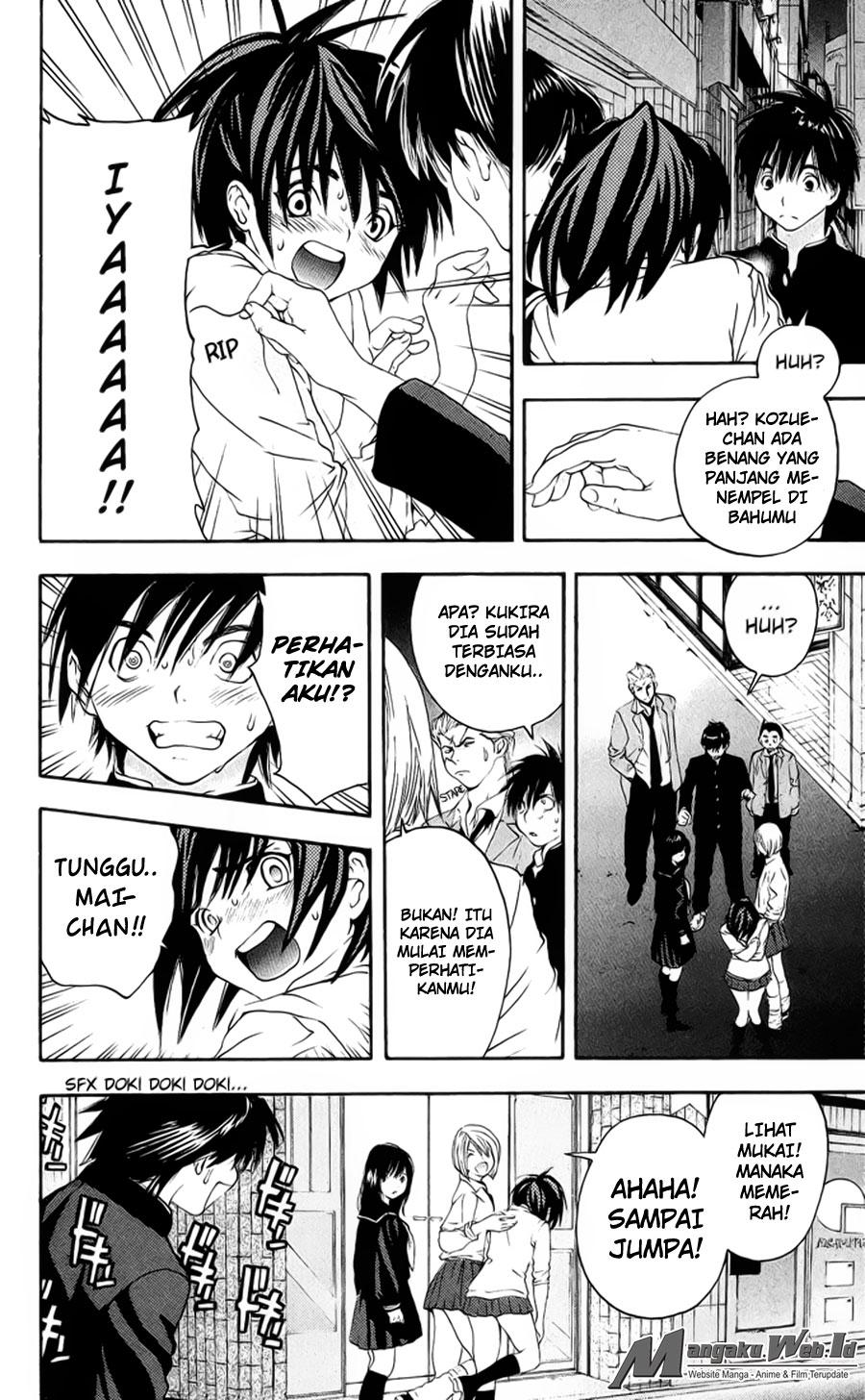 Ichigo 100% Chapter 111-6